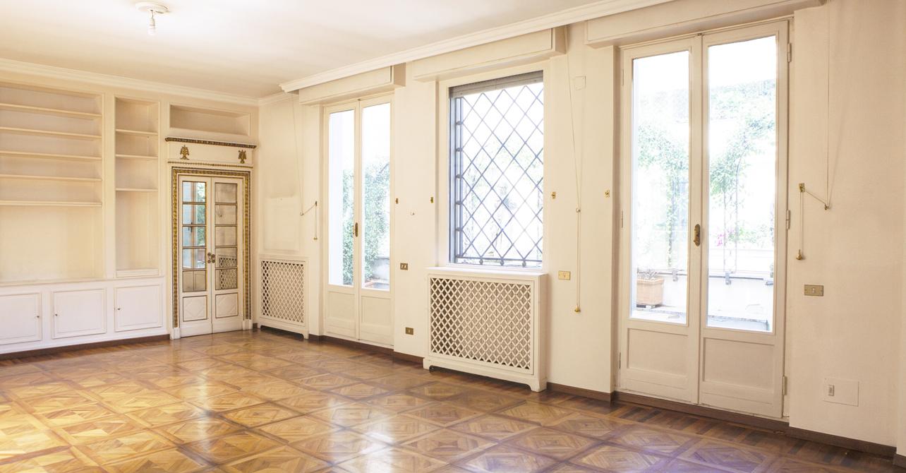 Nonsoloperungiorno san babila location for Appartamenti prestigiosi milano